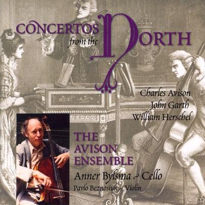 Charles Avison - Pavlo Beznosiuk - Twelve Concertos Op. 6